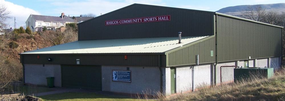 Rhigos Sports Hall